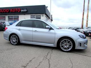 Used 2013 Subaru Impreza WRX STi STI TURBO AWD 6 SPEED MANUAL BLUETOOTH CERTIFIED for sale in Milton, ON
