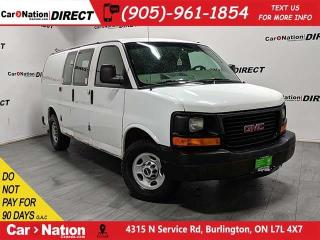Used 2009 GMC Savana 2500 | AS-TRADED| ONE PRICE INTEGRITY| for sale in Burlington, ON