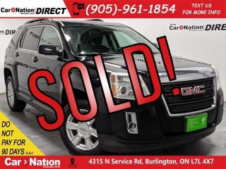Used 2012 GMC Terrain SLE-2| LOCAL TRADE| BACK UP CAMERA| for sale in Burlington, ON