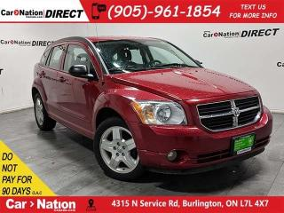 Used 2009 Dodge Caliber SXT| AS-TRADED| OPEN SUNDAYS| for sale in Burlington, ON