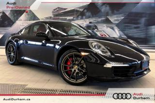 Used 2013 Porsche 911 Carrera S + Low km's   20'' wheels   Sunroof for sale in Whitby, ON