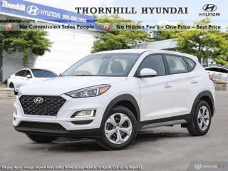 New 2019 Hyundai Tucson 2.0L Essential FWD w/ Smartsense for sale in Thornhill, ON