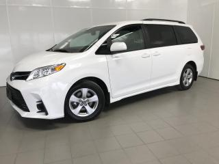 Used 2018 Toyota Sienna LE Traction Avant 8 places, A/C for sale in Montréal, QC