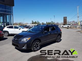 Used 2016 Subaru XV Crosstrek TOURING PACKAGE for sale in Chambly, QC