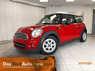 Used 2012 MINI Cooper Base, Cuir, Bas for sale in Sherbrooke, QC
