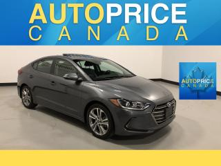 Used 2018 Hyundai Elantra GL MOONROOF|REAR CAM|ALLOYS for sale in Mississauga, ON