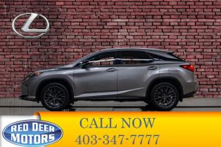 Used 2017 Lexus RX 350 AWD F Sport for sale in Red Deer, AB