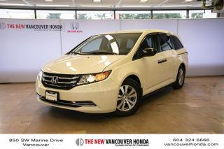 Used 2014 Honda Odyssey SE for sale in Vancouver, BC