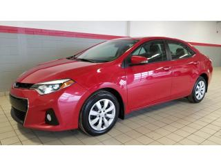 Used 2014 Toyota Corolla S/ AUT/GR ELEC/CAMERA RECUL for sale in Terrebonne, QC