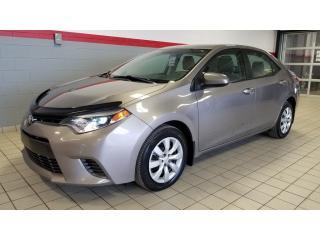 Used 2015 Toyota Corolla CE for sale in Terrebonne, QC