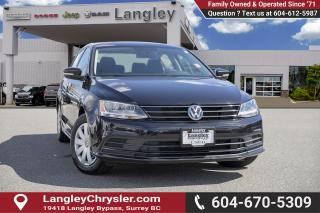 Used 2015 Volkswagen Jetta 1.8 TSI Comfortline *BACK UP CAMERA* *SUNROOF* for sale in Surrey, BC