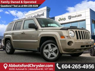 Used 2010 Jeep Patriot Sport/North *WHOLESALE DIRECT* for sale in Abbotsford, BC