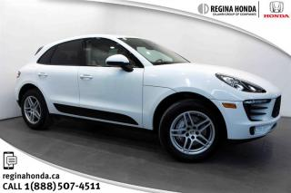 Used 2017 Porsche Macan S One owner, low km, Premium !! for sale in Regina, SK