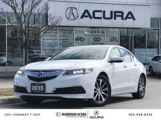 Used 2015 Acura TLX 2.4L P-AWS for sale in Markham, ON