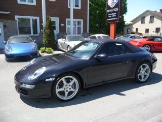 Used 2006 Porsche 911 Carrera for sale in Ste-Marie, QC