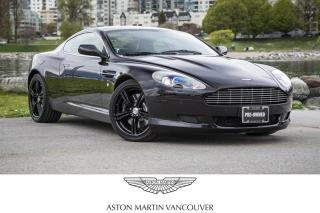 Used 2007 Aston Martin DB9 for sale in Vancouver, BC