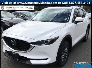 New 2019 Mazda CX-5 GS AWD at for sale in Courtenay, BC