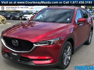 New 2019 Mazda CX-5 Signature AWD at for sale in Courtenay, BC