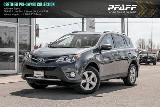 Used 2014 Toyota RAV4 AWD XLE for sale in Orangeville, ON