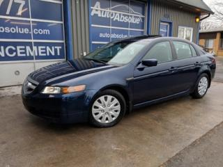 Used 2006 Acura TL Cuir + Toit for sale in Boisbriand, QC