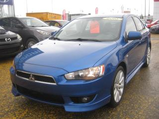 Used 2010 Mitsubishi Lancer GTS for sale in St-Hyacinthe, QC