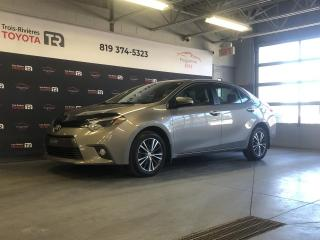 Used 2016 Toyota Corolla LE - Mags - Toit - Caméra for sale in Trois-Rivières, QC