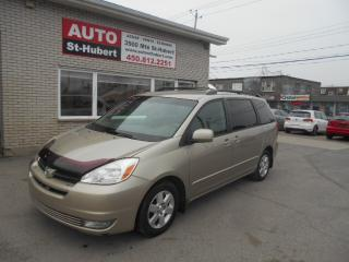 Used 2004 Toyota Sienna LE for sale in St-Hubert, QC
