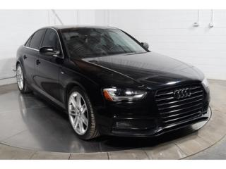 Used 2013 Audi A4 En Attente for sale in L'ile-perrot, QC