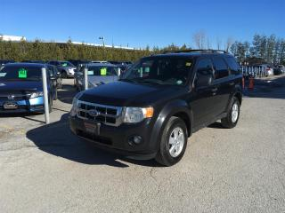 Used 2011 Ford Escape XLT 4WD for sale in Newmarket, ON