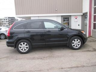 Used 2008 Honda CR-V EXL-AWD LEATHER for sale in Waterloo, ON