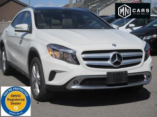 Used 2016 Mercedes-Benz GLA 250 4MATIC   NAV   PANO ROOF for sale in Ottawa, ON