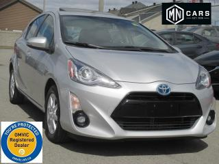 Used 2015 Toyota Prius c Tech Pkg | NAV | LEATHER for sale in Ottawa, ON