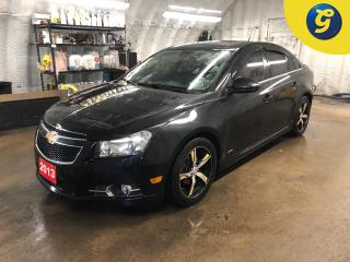 Used 2013 Chevrolet Cruze 2LT * Sunroof * Leather interior * Remote start *  Heated seats * Hands free steering wheel controls * Phone connect * Voice recognition * On star * K for sale in Cambridge, ON