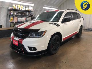 Used 2013 Dodge Journey SXT****AS IS SPECIAL******Remote start * Push button ignition * Keyless entry * Sunroof * Dual Climate control/rear controls * Heated mirrors * Phone for sale in Cambridge, ON