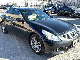 Used 2010 Infiniti G37 SEDAN for sale in Oakville, ON