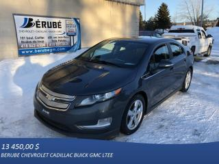 Used 2013 Chevrolet Volt for sale in Rivière-Du-Loup, QC