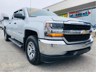 Used 2016 Chevrolet Silverado 1500 LS for sale in Lévis, QC