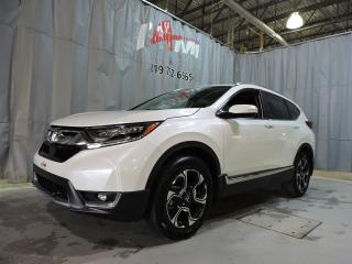 Used 2018 Honda CR-V Touring for sale in Rouyn-Noranda, QC
