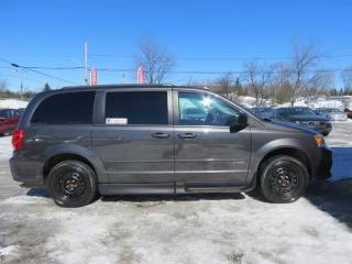 Used 2016 Dodge Grand Caravan 4dr Wgn SXT for sale in Prevost, QC