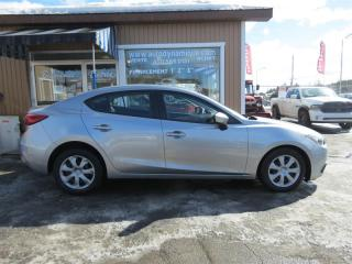 Used 2016 Mazda MAZDA3 4dr Sdn for sale in Prevost, QC