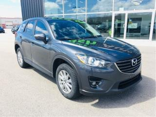 Used 2016 Mazda CX-5 GS, Sunroof, Navigation for sale in Ingersoll, ON