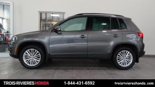 Used 2015 Volkswagen Tiguan Special Edition for sale in Trois-Rivières, QC