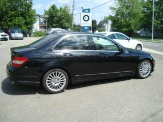 Used 2011 Mercedes-Benz C-Class C 250 AWD for sale in Ste-Thérèse, QC