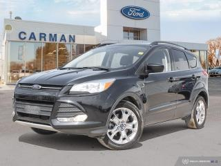 Used 2015 Ford Escape SE for sale in Carman, MB