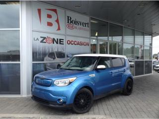 Used 2016 Kia Soul EV EV Luxury CHARGE RAPIDE for sale in Blainville, QC