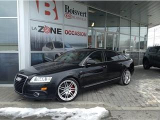 Used 2011 Audi A6 3.0 Progressiv for sale in Blainville, QC
