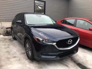 Used 2017 Mazda CX-5 GS AWD AUTOMATIQUE CUIR GPS for sale in Ste-Brigitte-de-Laval, QC