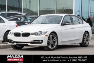 Used 2015 BMW 3 Series 320i Xdrive Sport Pkg 2 for sale in Lachine, QC