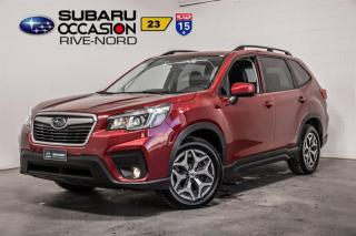 Used 2019 Subaru Forester CONVENIENCE EYESIGHT for sale in Boisbriand, QC