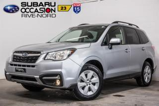 Used 2018 Subaru Forester CONVENIENCE for sale in Boisbriand, QC
